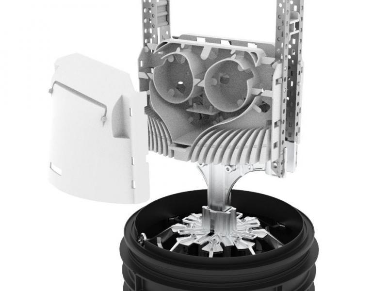 FIST Modular Splice Closure - FIST-MSC