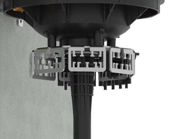 FIST Modular Splice Closure - MSC-EXT/CF