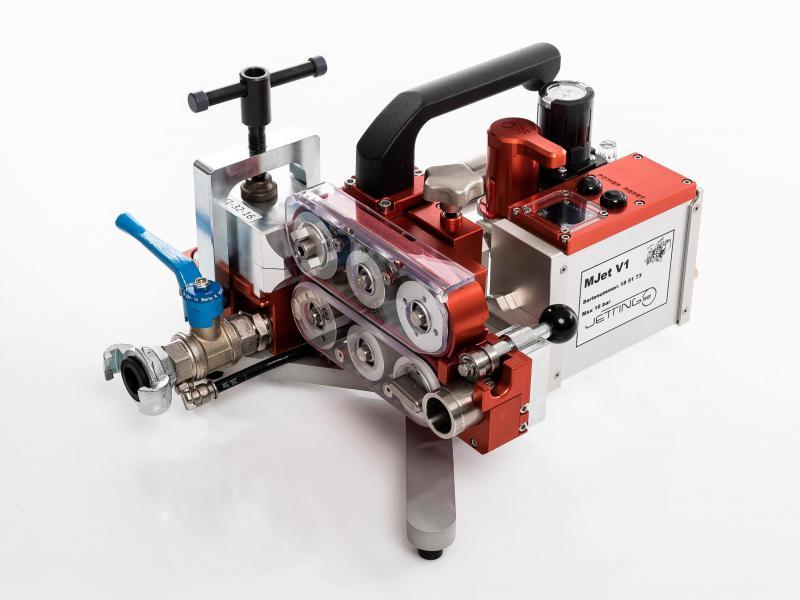 Inblaasmachine MJet V1 - Inblaasmachine MJet V1