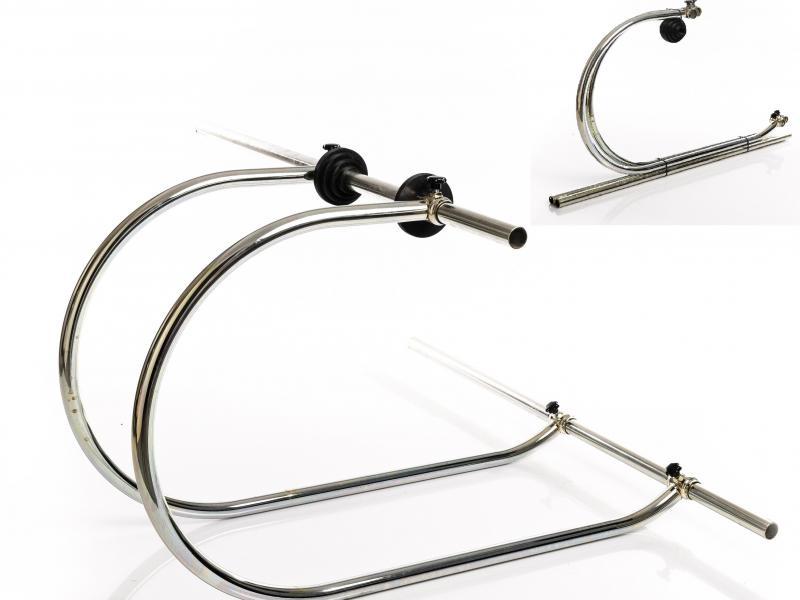 Inblaasmachines accessoires - Drum rack