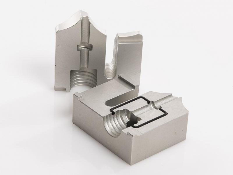 Inblaasmachines accessoires - Duct clamp V0
