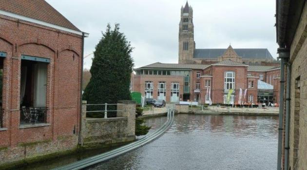Bierleiding Halve Maan (Brugge)